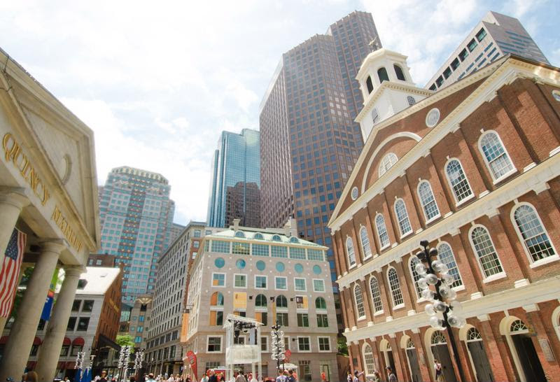 Follow the Freedom Trail to see some of Boston's most famous historical sites.
