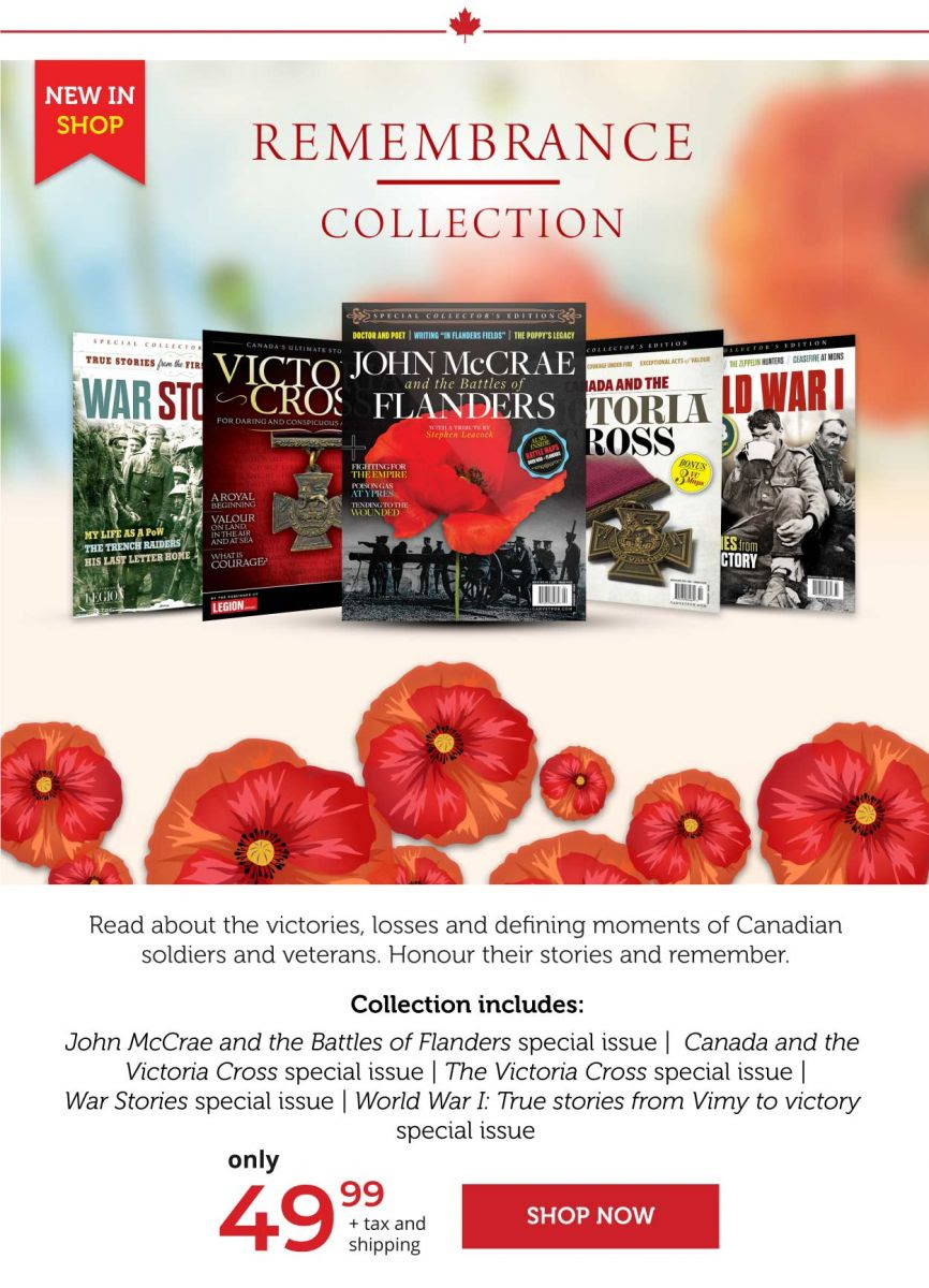 The Remembrance Collection