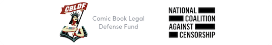 Comic Book Legal Defense Fund and National Coalition Against Censorship