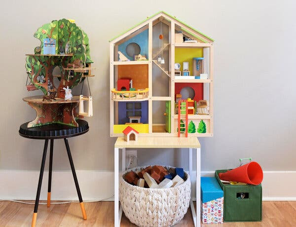 Nurture House is a facility co-founded by Paris Goodyear-Brown and built around the ideas of play therapy.