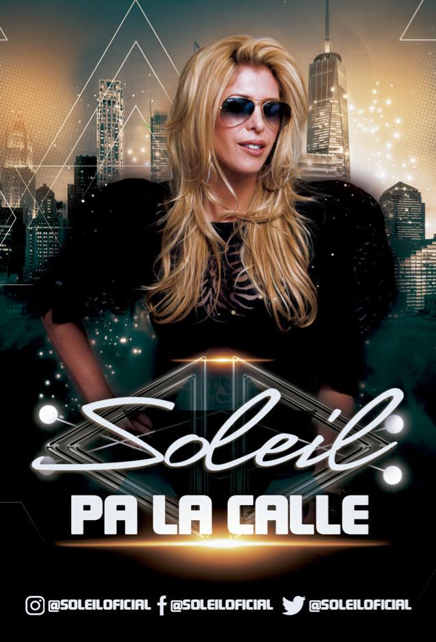 Soleil Pa la Calle - Front - Print