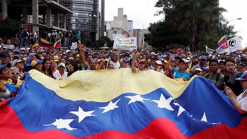 """EE.UU.: """"Todas las opciones"""" están sobre la mesa si Maduro actúa contra la Asamblea Nacional"""