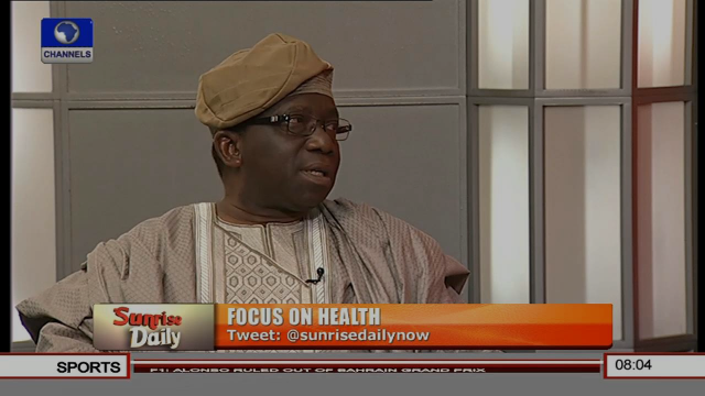 We Want To Re-position The Entire Health System -- Health Minister Pt.2