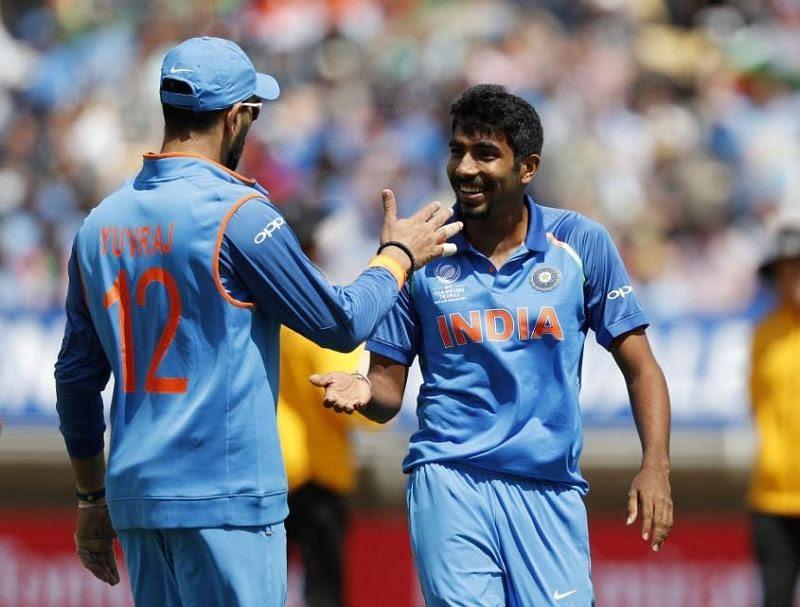 Yuvraj Singh wants Jasprit Bumrah to take a minimum of 400 Test wickets before retiring
