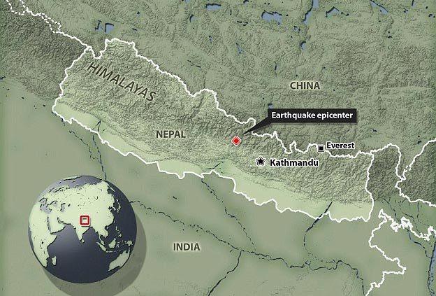 Ấn Độ, bí ẩn, dãy núi Himalaya, mảng kiến tạo