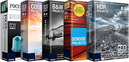 FRANZIS Projects Complete Edition Giveaway