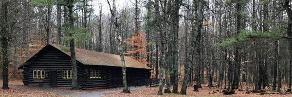 hartwick log cabin