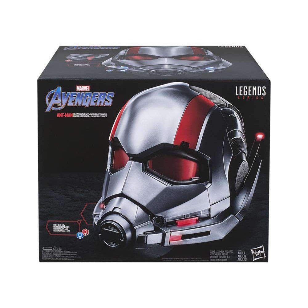 Image of Marvel Legends Ant-Man 1:1 Scale Wearable Helmet