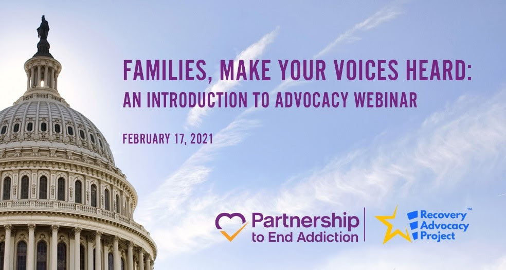 An introduction to advocacy webinar
