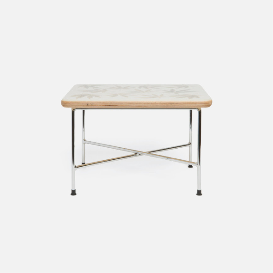 HUF x Modernica Plantlife Shell Dowell Base Table - Desktop