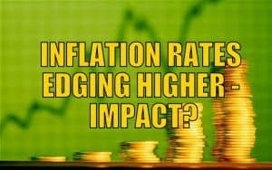 Inflation Rates Edging Higher - Impact?