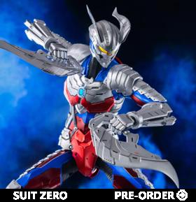 Ultraman Suit Another Universe FigZero Ultraman Suit Zero 1/6 Scale Figure