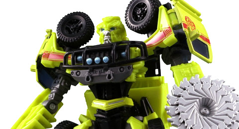 Transformers News: HobbyLinkJapan Sponsor News - Barricade rolls in to the Transformers Movie Masterpiece lineup