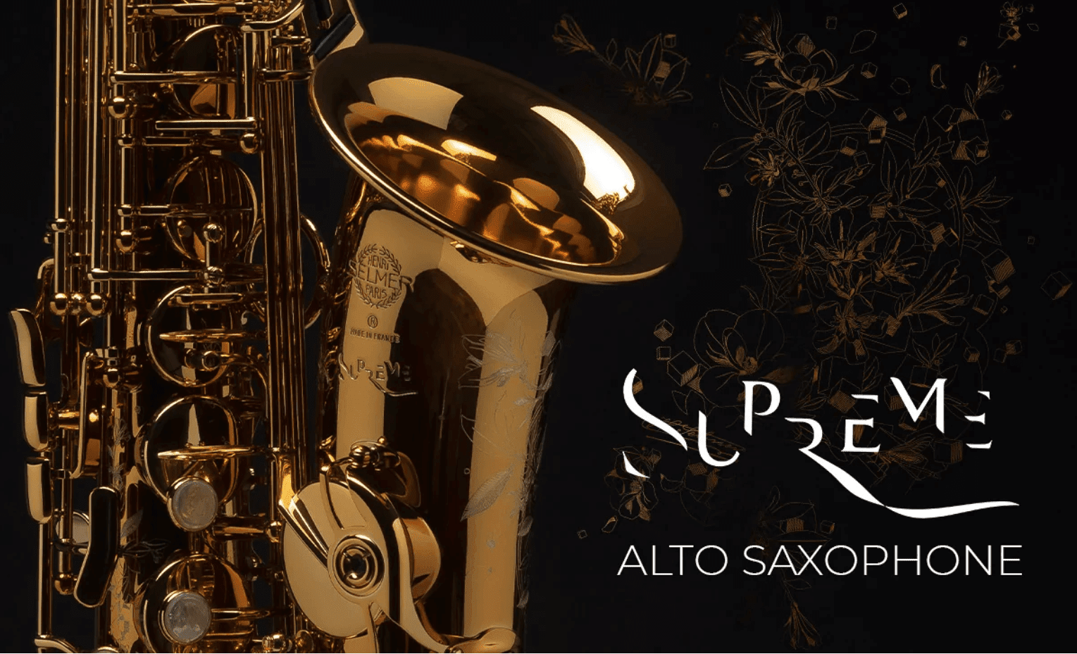 Supreme, the alto saxophone