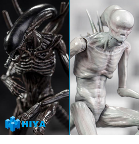 ALIEN COVENANT FIGURES