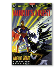 World's Finest (1990) #1 (of 3)
