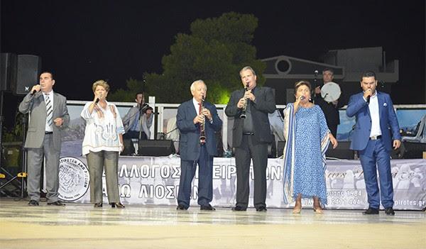 Ηπειρώτικη βραδιά, σύλλογος Ηπειρωτών Άνω Λιοσίων, δήμος Φυλής