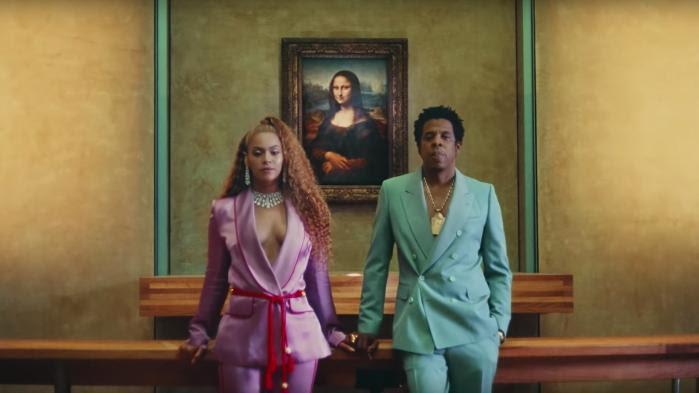 VIDEO. L'incroyable clip de Beyoncé et Jay-Z tourné dans le musée du Louvre