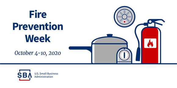 Fire Prevention Week, October 4-10, 2020