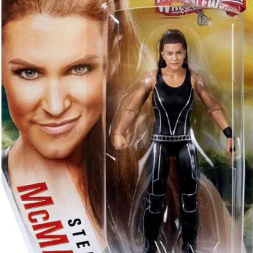 Image of WWE Wrestlemania Basic Action Figure Series - Stephanie McMahon (Wrestlemania 34)