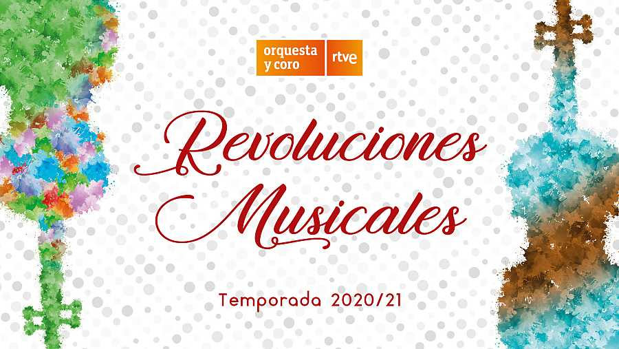 Imagen del nuevo programa de la Orquesta
