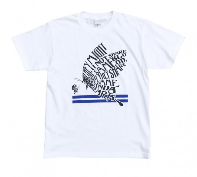 新コラボアイテムイメージ Tシャツ