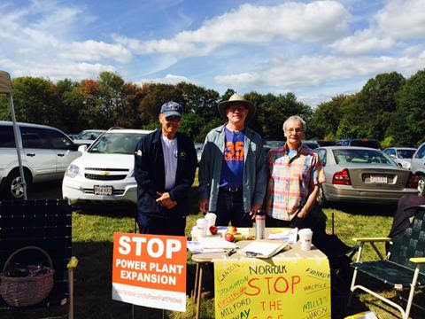 Franklin Node Joins 350 Mass