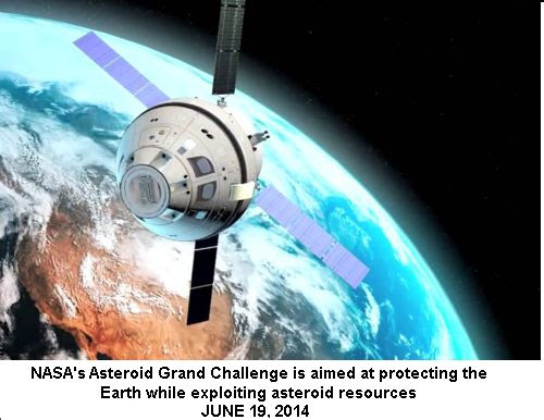 Grand Challenge Spacecraft