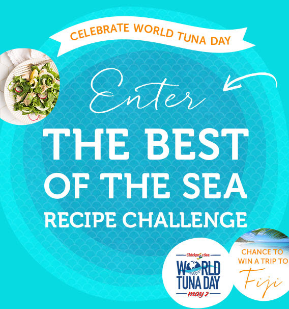 Enter the Best of the Sea Recipe Challenge