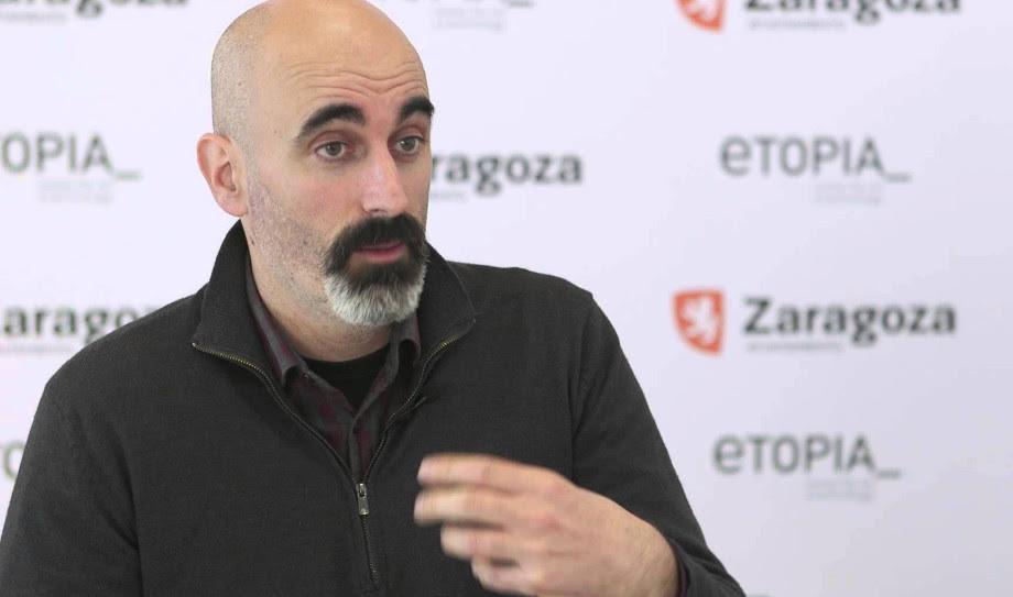 Enric Senabre, cofundador Goteo.org