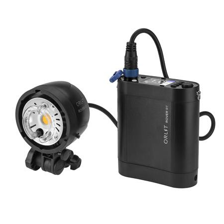 Rover RT TTL 300ws Off-Camera Flash Kit With Bowens Mount