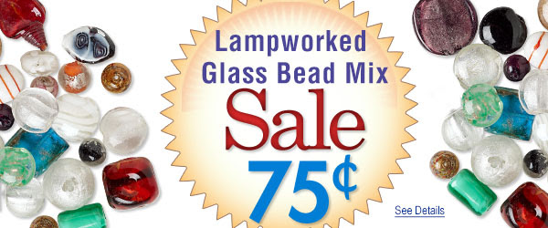 Sales and Specials at Fire Mountain Gems and Beads