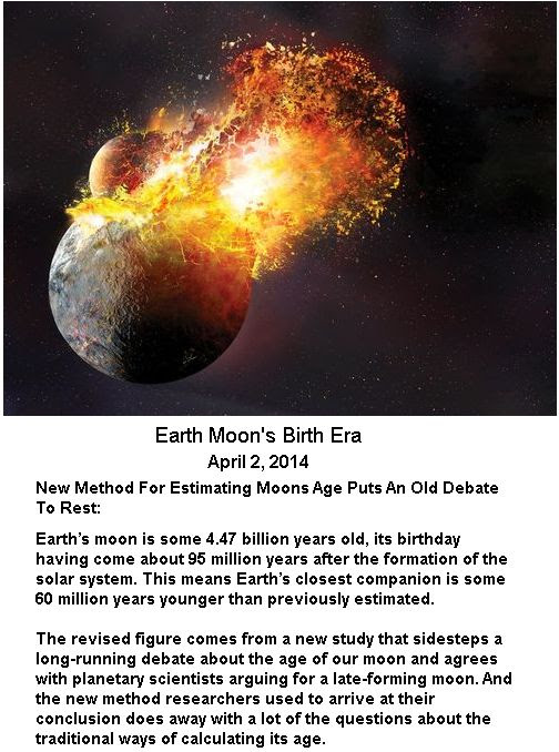 Moon birth Era