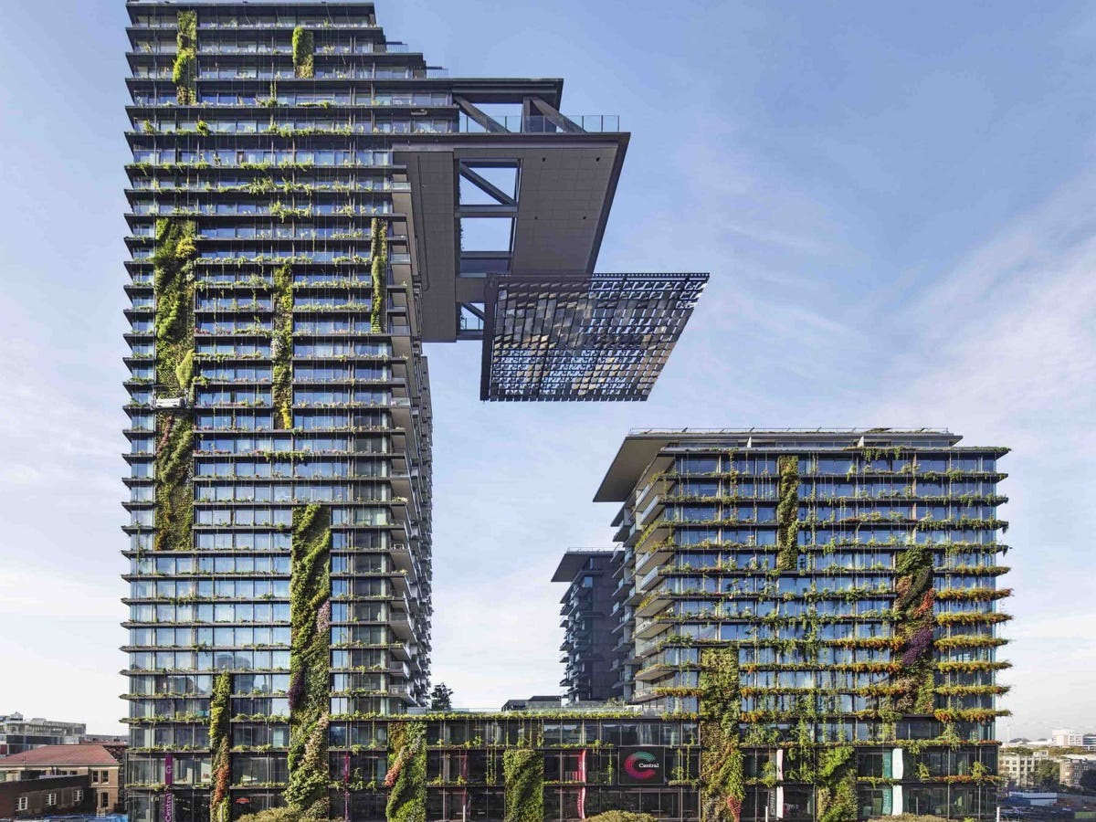 One Central Park (Nominated for Best Innovative Green Building and Best Residential)