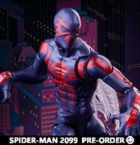 Spider-Man Marvel Legends Retro Collection Spider-Man 2099
