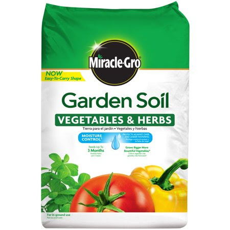 Miracle-Gro Garden Soil Vegetables & Herbs