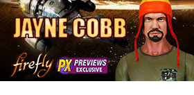 FIREFLY LEGACY JAYNE COBB EXCLUSIVE