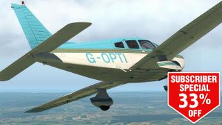 Just Flight PA-28-161 Warrior II for X-Plane 11