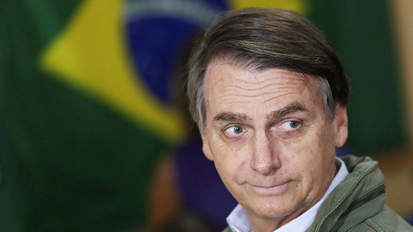 Brasil: Bolsonaro cuestiona las relaciones diplomáticas con Cuba