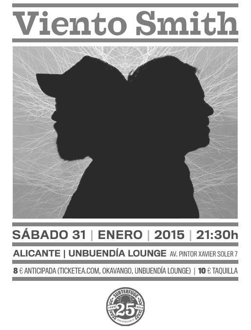 Cartel Viento Smith Alicante