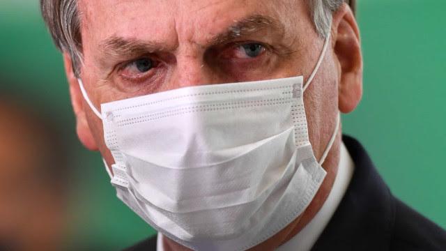 Bolsonaro: Foi clara decisão de mandar abrir CPI contra presidente