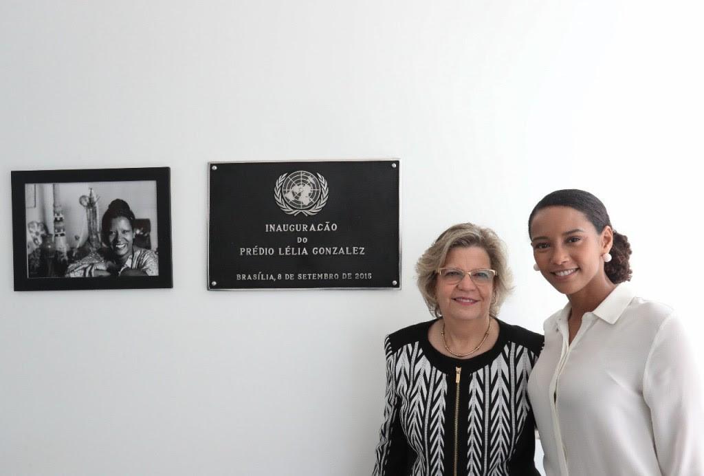 ONU Mulheres Brasil nomeia Taís Araújo como defensora dos Direitos das Mulheres Negras/