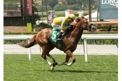 Faversham breaks his maiden June 21 at Santa Anita Park