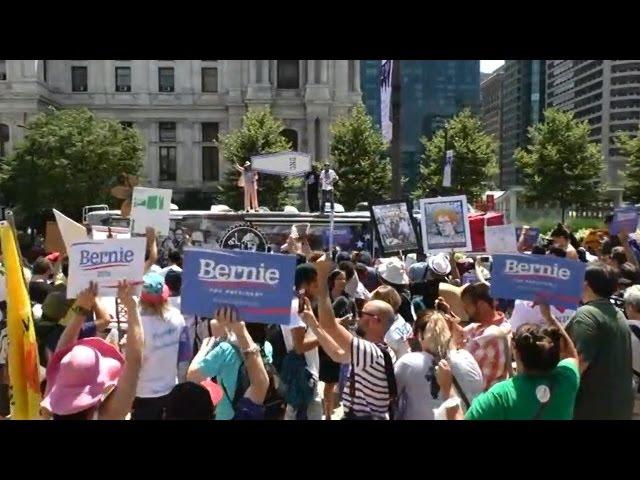 LIVE: Million Berners March joins thousands in Philadelphia Sddefault_live