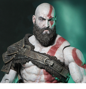 GOD OF WAR KRATOS 1/4 SCALE FIGURE