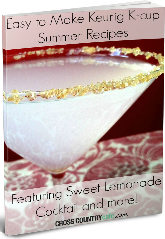 Free Summer Recipe Ebook With Coupon