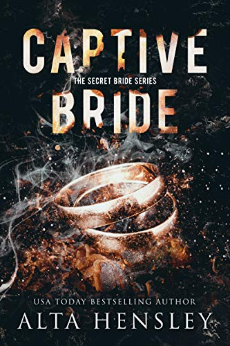 Cover for 'Captive Bride'