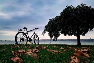 Bici viajes post pandemia. Pixabay