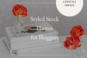 Styled Lifestyle Stock Photo Bundle
