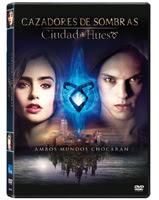 CAZADORES DE SOMBRAS: CIUDAD DE HUESO DVD